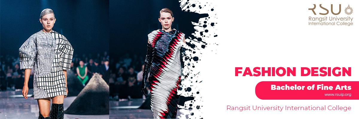 Fashion Design Rangsit University International College